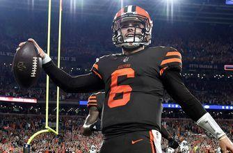 Shannon Sharpe on Cleveland Browns victory: 'Baker gave them a spark'