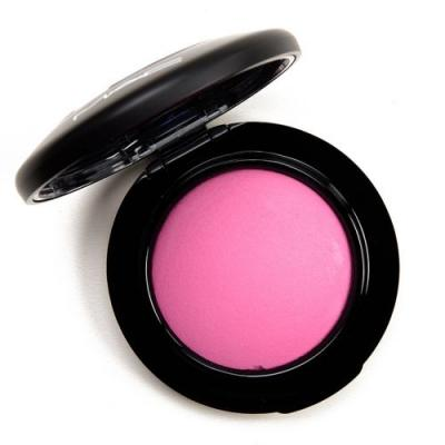 MAC Bubbles, Please Mineralize Blush Review, Photos, Swatches