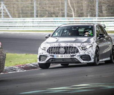 New Mercedes-AMG A45 Will Have Most Powerful Production Four-Cylinder Ever With 420 HP