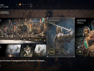 For Honor Revamps Training Mode This Week