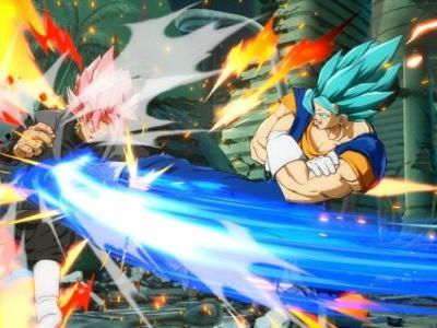 Fused Zamasu and SSGSS Vegito Come To Dragon Ball FighterZ On May 31