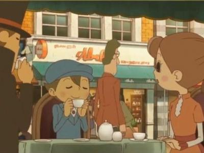 Professor Layton And The Curious Village Is Now Available On iOS and Android