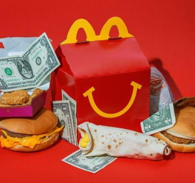 McDonald's new Dollar Menu has a sneaky way to get a ton of food cheap