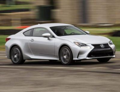 2018 Lexus RC in Depth: Modest Updates to This Sheep in Wolf's Clothing