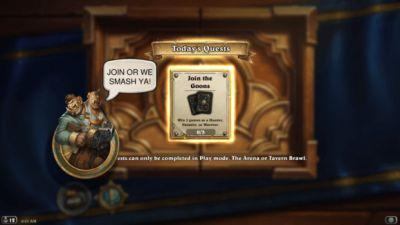Watch us get a little silly as we open 59 Mean Streets of Gadgetzan card packs in Hearthstone