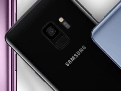 Samsung Galaxy 9 Models Come with Super Slo-Mo, Variable Aperture & More Camera Features