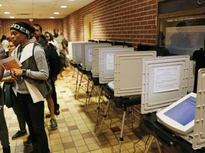 Judge Denies Request To Scrap Georgia's Outdated Electronic Voting Machines For 2019