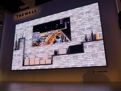 The TVs of CES 2018: the finest screens from LG, Samsung, Sony and TCL