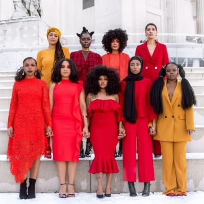 Why These Stunning Images of Black Influencers Represent So Much More