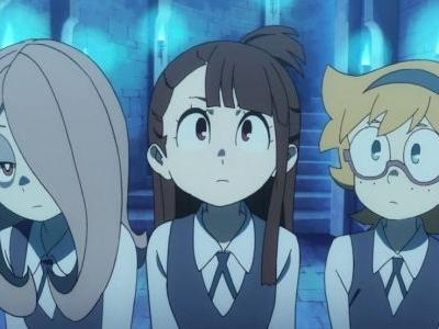 Review: Little Witch Academia: Chamber of Time
