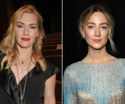 Kate Winslet and Saoirse Ronan to play unlikely lovers in upcoming film