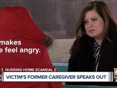 Former caregiver of the nursing home patient who gave birth while in a vegetative state says she never could have given consent, and an ex-manager claims the company covered up another sexually inappropriate incident