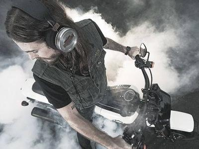 Grado Labs Builds Custom Headphones Out Of Harley-Davidson Pistons