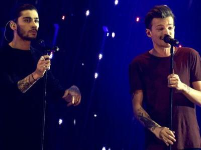 Zayn Malik Just Responded to Louis Tomlinson's Shade Over Their One Direction Drama