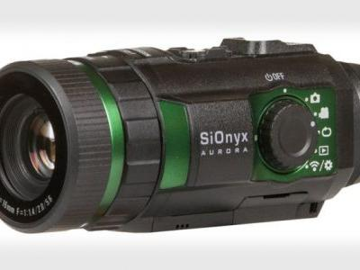 SiOnyx Aurora is an Action Camera that 'Turns Night Into Full-Color Daylight'