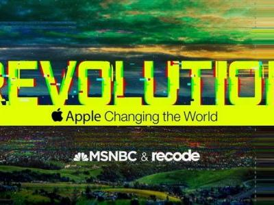 Apple CEO Tim Cook to Appear on MSNBC on April 6