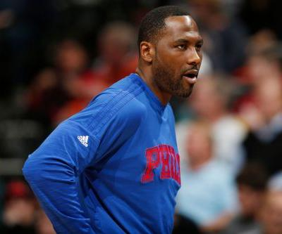 Sixers pin title hopes on young Elton Brand, latest player turned front office executive