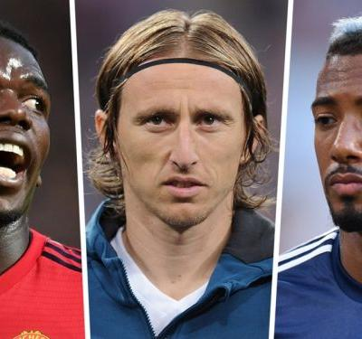 Pogba to Barca, Modric to Inter & 15 potential last-minute summer transfers