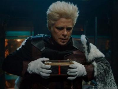 Benicio del Toro Thinks The Collector Is Alive After Infinity War