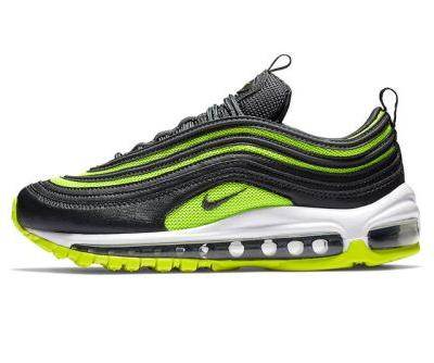 """Nike Is Readying a """"Black/Neon Green"""" Air Max 97 for Fall"""