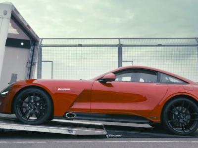 The New TVR Griffith Sounds Angry In New Clip
