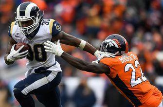 Nick Wright on Todd Gurley rushing for career-best 208 yards in win over Broncos