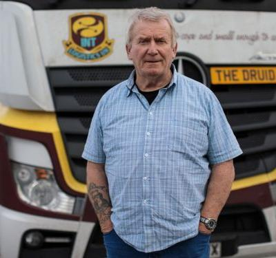 Truckers say the law that limits them to driving 11 hours a day is a 'hindrance' - but one CEO argues that it could actually solve one of the industry's biggest problems