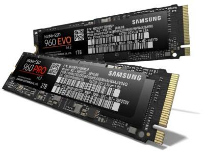 $80 off the Samsung 960 Evo 500GB leads the charge on these great storage deals