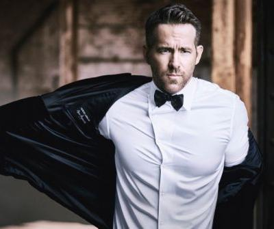 Giorgio Armani Taps Ryan Reynolds as Face of Armani Code Absolu Fragrance