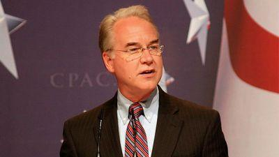 Rep. Tom Price, selected by Donald Trump for HHS Secretary, voted for the DARK Act to keep Americans in the dark about GMOs