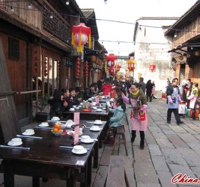 Top 5 ancient towns to celebrate Spring Festival