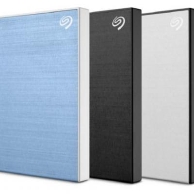 Seagate dresses up its backup drives with cloth and puts 5 terabytes in your palm