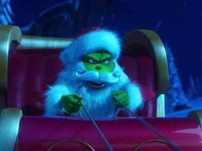 'The Grinch' Trailer: Benedict Cumberbatch Steals Christmas