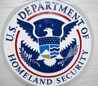 Homeland Security investigating who drew swastika inside one of its buildings