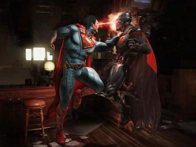 Give Injustice 2 a try for free December 14-18 on PS4 and Xbox One