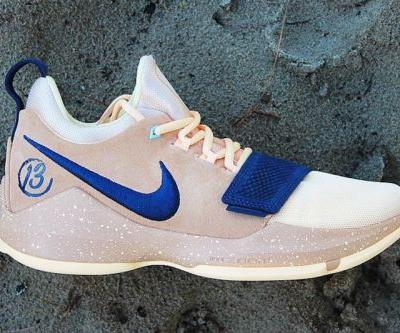 """Paul George Played the Pacers in His New Nike PG 1 """"Wild Wild West"""" PE"""