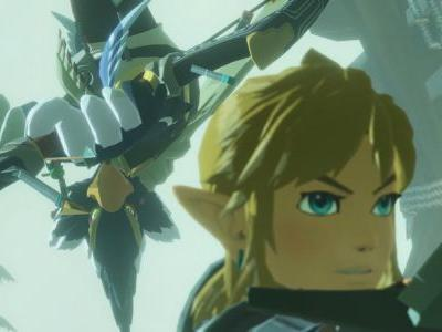 Hyrule Warriors: Age of Calamity will let you use Breath of the Wild amiibo
