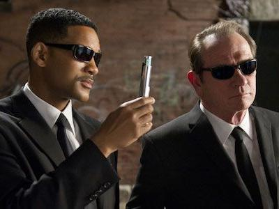 Did The Men In Black Spinoff Just Get A New Title?