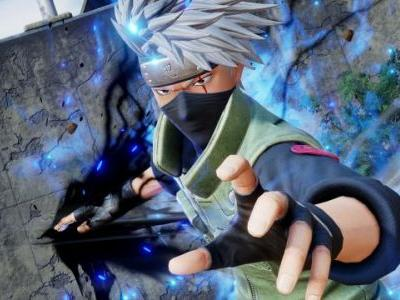 Jump Force New Screenshots Features Characters from Naruto