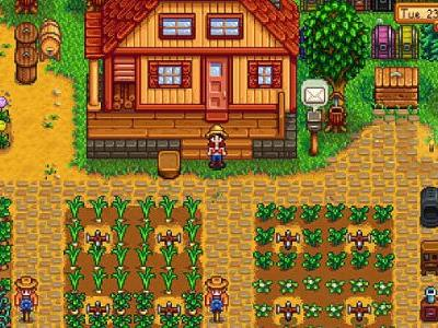 Take Your Farm on the Road with Stardew Valley Mobile
