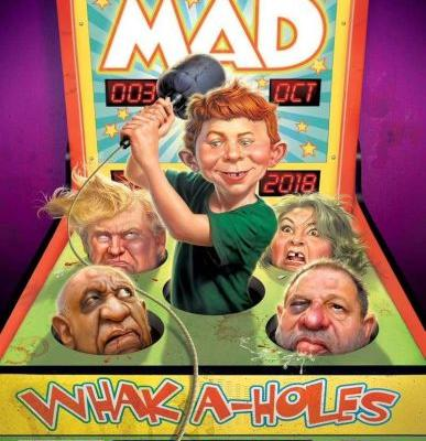 Monday MADness: MAD 3 Cover Sneak Peek!