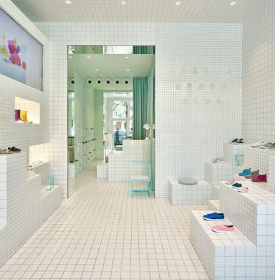 Little Shoes Flagship Store / Nábito Architects