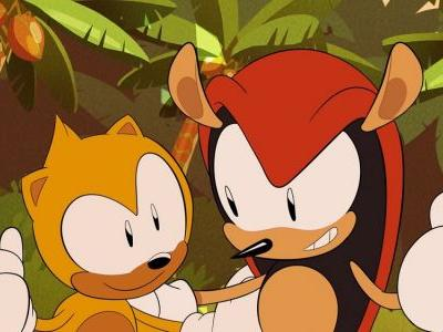 Celebrate Sonic's birthday weekend with a new episode of Sonic Mania Adventures