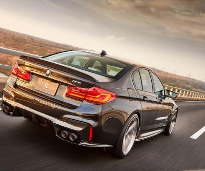 3D Design Aero Kit Released For F90 BMW M5