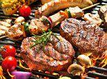 Eating well-done grilled meat and fish raises blood pressure
