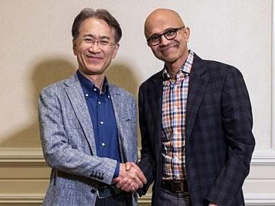Sony and Microsoft Partner For Gaming, Technology Solutions