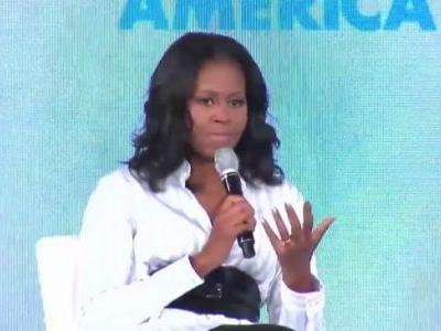 Michelle Obama: Trump's Message is 'I Can Hurt You and Get Away With It'