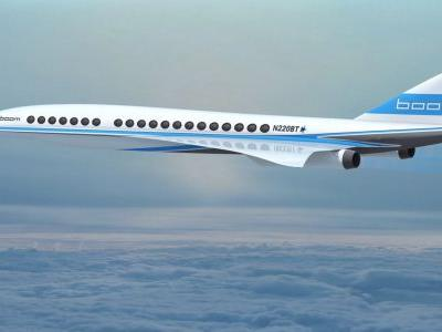 A supersonic jet startup just landed a $10 million investment from Japan Airlines