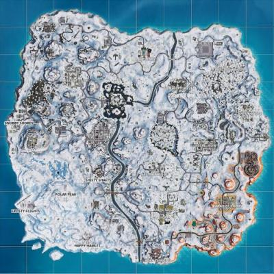 Fortnite Ice Storm live event has kicked off - time to get chilly
