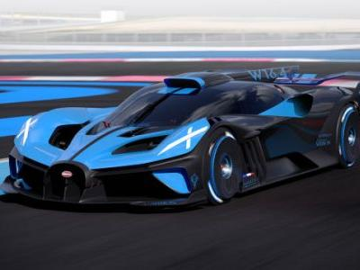 The Bugatti Bolide Is A Mind-Blowing 300 MPH Track Monster